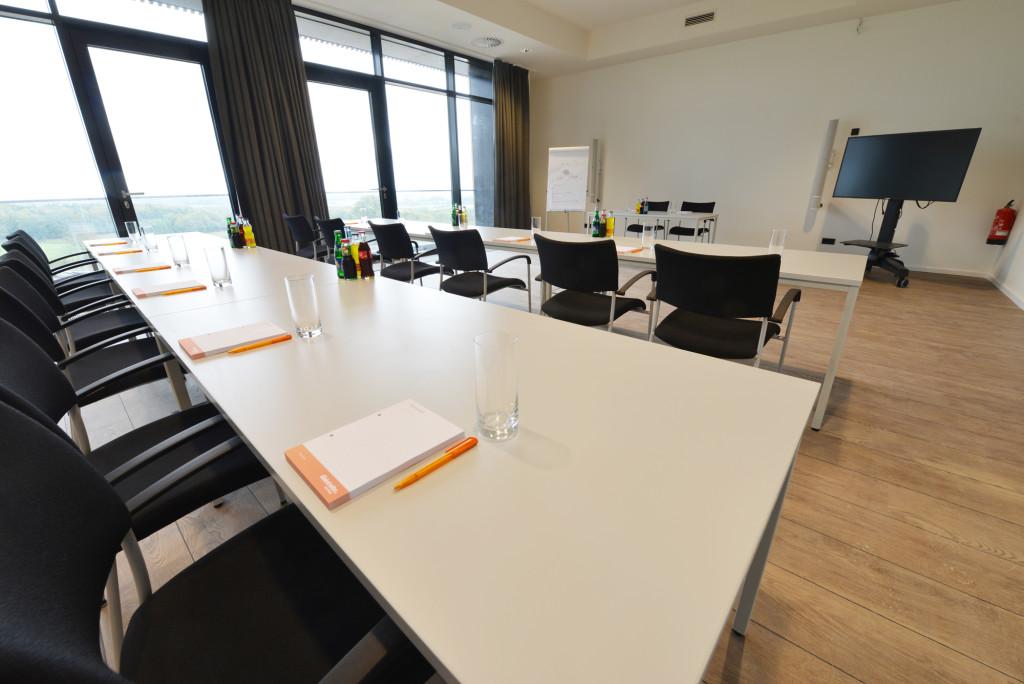 Das Seminarzentrum des Panorama-Hotels Aschberg